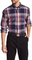Gant Spinnaker Plaid Long Sleeve Shirt
