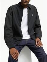 Polo Ralph Lauren Bi-swing Water-repellent Windbreaker Jacket