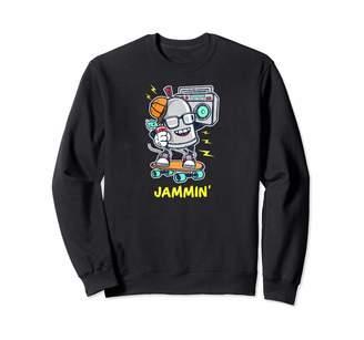 Roller Wheels Shirts Skateboarder Bomber Boomer skateboard board Sweatshirt