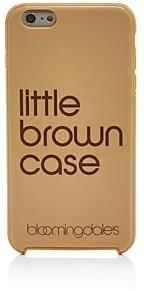 Bloomingdale's Little Brown iPhone 7/8 & iPhone 7/8 Plus Case