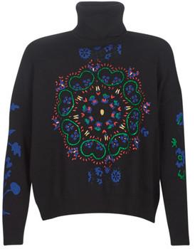 Desigual BARRIE women's Sweater in Black