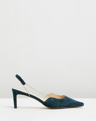Atmos & Here Sally Leather Heels
