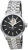 Raymond Weil Men's 'Freelancer' Swiss Automatic Stainless Steel Dress Watch, Color:Silver-Toned (Model: 2710-ST-20021)