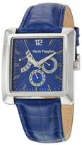 Hush Puppies Men's HP.7036M.2503 Blue Leather Calfskin Band Watch.