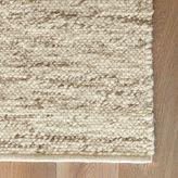 west elm Sweater Wool Rug - Oatmeal