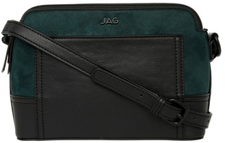 Jag Nicole Zip Top Crossbody Bag