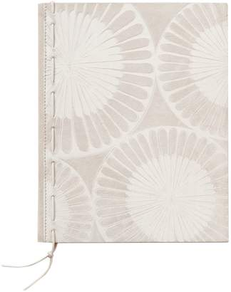 Anthropologie Penny Suede Journal