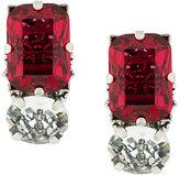 Rada' Radà embellished stud clip earrings