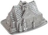 Nordicware Silver Gingerbread House Bundt