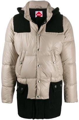 Bark B Rules Contrast Down Jacket