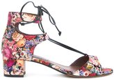 Tabitha Simmons 'Tallia' sandals - women - Lamb Skin - 35.5