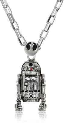 Star Wars by Han Cholo Unisex R2D2 Pendant Necklace