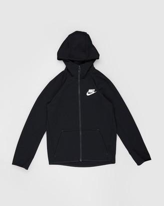 Nike Sportswear Tech Fleece Full-Zip Essentials Hoodie - Teens