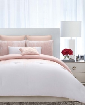 Vince Camuto Home Vince Camuto Lyon Full/Queen 3 Piece Comforter Set Bedding