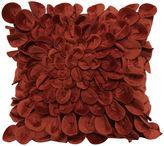 Asstd National Brand Plush Petals Decorative Pillow