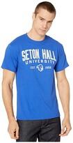 Champion College Seton Hall Pirates Jersey Tee (Royal) Men's T Shirt