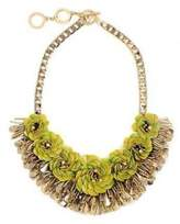 Forest of Chintz Green Cha Hua Necklace