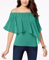 Thalia Sodi Convertible Off-The-Shoulder Top, Created for Macy's