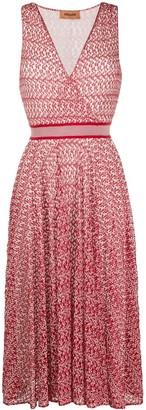 Missoni Flared Midi Dress