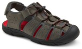 Cherokee Boys' Galen Hiking Sandals - Assorted Colors