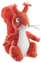 Aurora World The Gruffalo 7 Squirrel Plush Soft Toy, Red