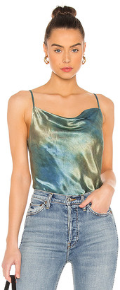 Nation Ltd. Maxine Draped Neck Cami