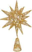 Kurt Adler Gold Star Tree Topper