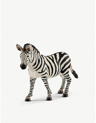 Selfridges Zebra female toy figure 10.4cm