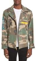 Drifter Shango Camo Jacket