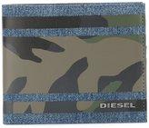 Diesel camouflage wallet