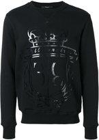Billionaire printed sweatshirt