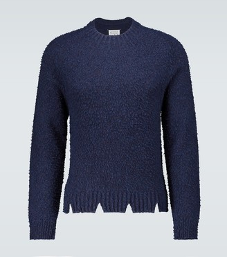 Maison Margiela Peeled crewneck sweater