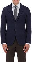 Giorgio Armani Men's George Cashmere-Silk Two-Button Sportcoat-Light Blue