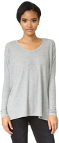 Wildfox Couture Alana Long Sleeve Top