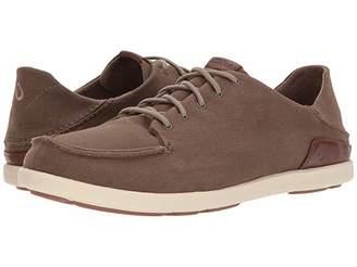 OluKai Manoa (Mustang/Toffee) Men's Shoes