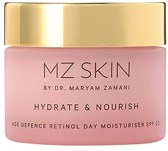 MZ SKIN 50ml Hydrate & Nourish Moisturizer