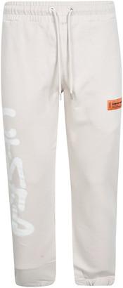 Heron Preston Logo Spray Track Pants