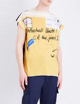 Vivienne Westwood Intellectual Square cotton-jersey T-shirt