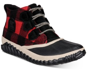 Sorel Women's Out N About Plus Booties Women's Shoes