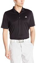 adidas Men's Branded Performance Polo Shirt