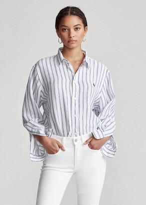 Ralph Lauren Striped Linen Shirt