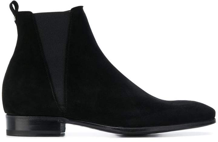 Dolce & Gabbana zip-up ankle boots