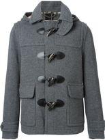Burberry 'Burwood' duffle coat