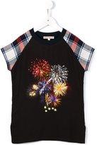 Anne Kurris 'Jane' fire T-shirt dress