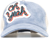 Golden Goose Deluxe Brand Venice cap - women - Cotton/Leather/Polyester - One Size