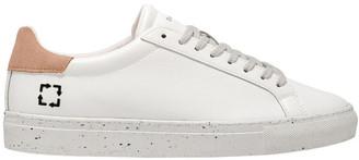 D.A.T.E Newman Eco White-Pink Sneaker