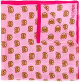 Moschino toy bear scarf