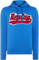 Replay Men's Cotton hooded sweatshirt