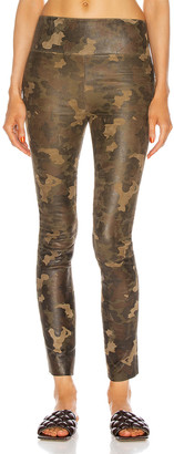 Sprwmn Ankle Legging in Camo | FWRD