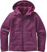 Patagonia Girls' Better Sweater Hoody